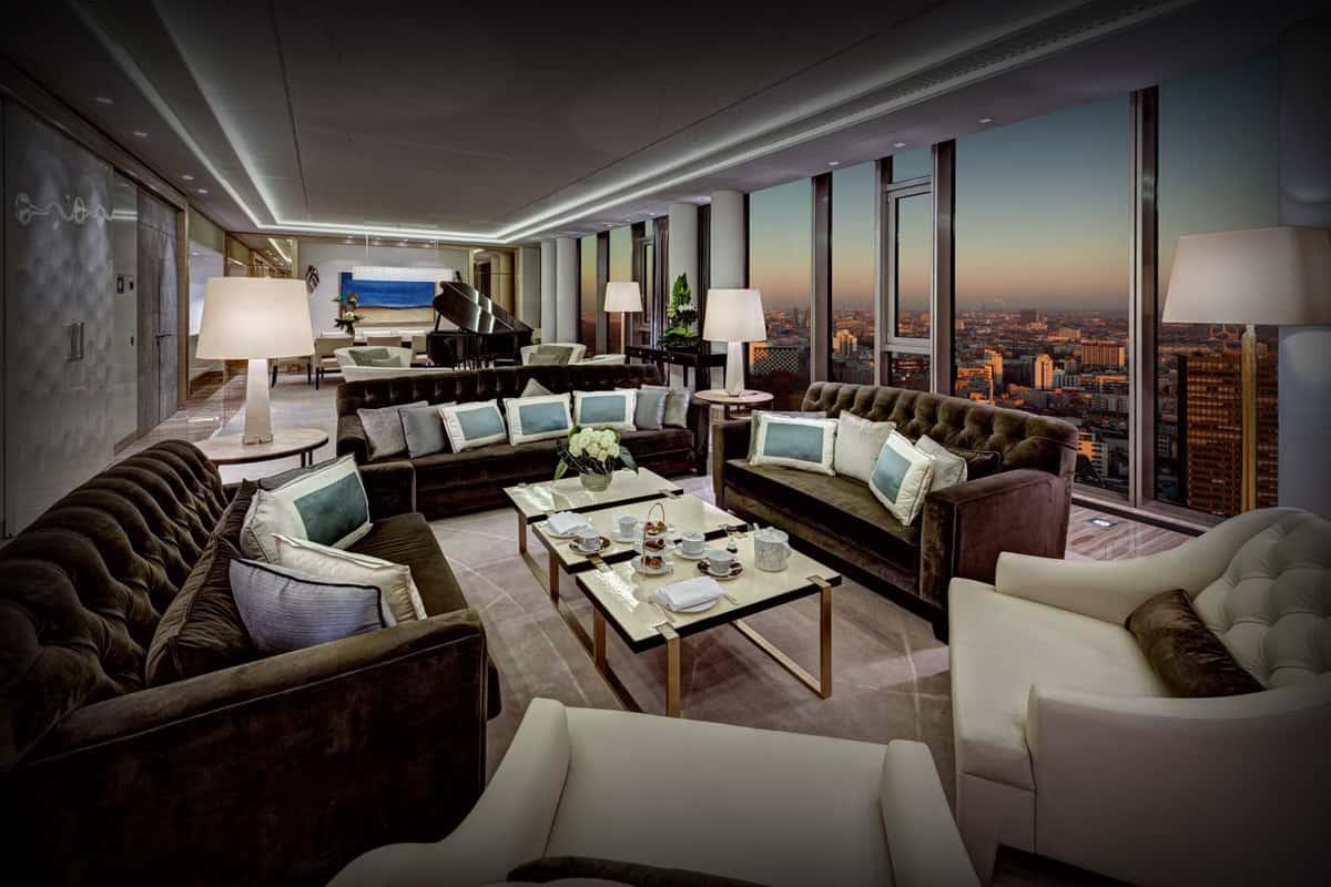 waldorf astoria berlin haute grandeur. Black Bedroom Furniture Sets. Home Design Ideas