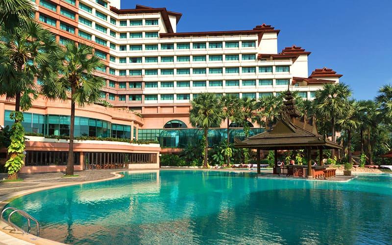 Sedona hotel yangon haute grandeur for Design hotel yangon