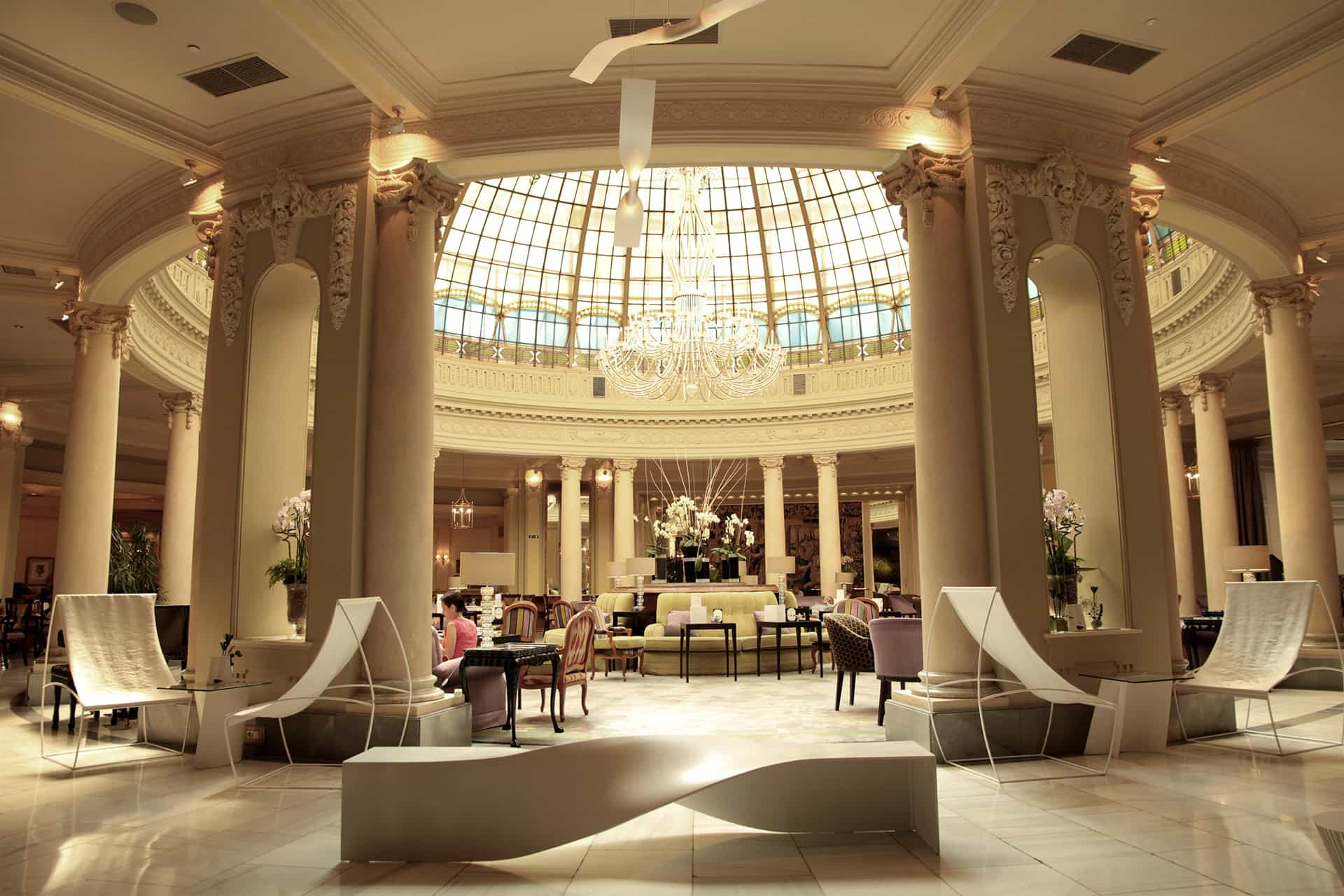 The Westin Palace Madrid Haute Grandeur