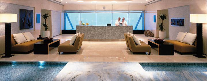 Shangri la hotel dubai haute grandeur for Boutique spa dubai