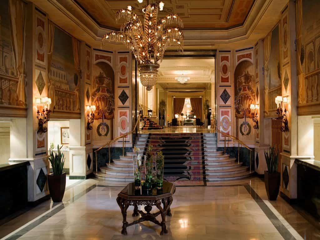 The westin palace madrid haute grandeur - Hotel the westin palace madrid ...