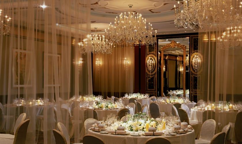 Shangri La Hotel Dubai Haute Grandeur