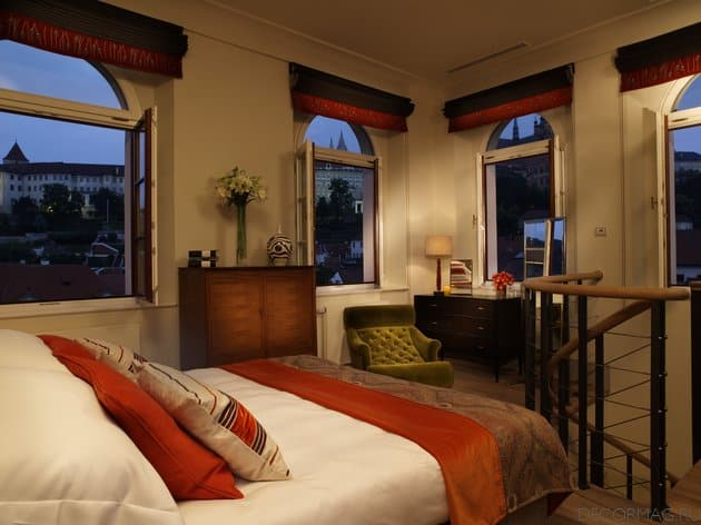 The augustine a luxury collection hotel prague haute for Augustine hotel prague