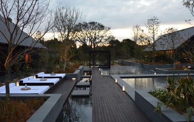 Amanemu haute grandeur American home shield swimming pool coverage