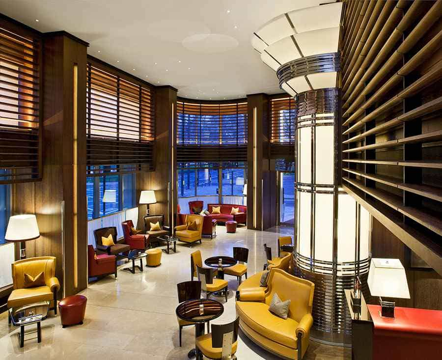 45 park lane haute grandeur for Best boutique hotels london 2016