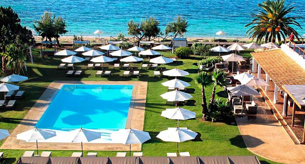 Gecko beach hotel beach club haute grandeur - Hotel gecko beach club formentera ...