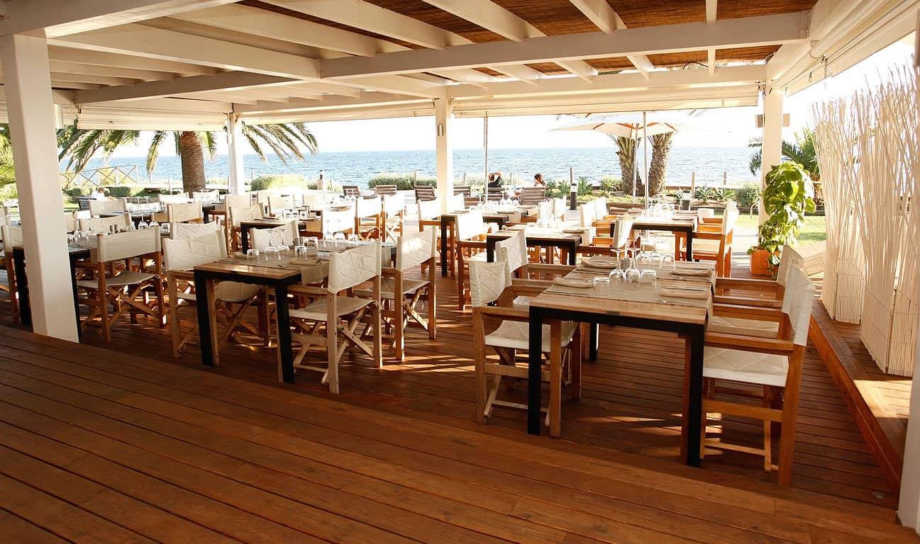 Gecko beach hotel beach club haute grandeur for Boutique hotel gargano