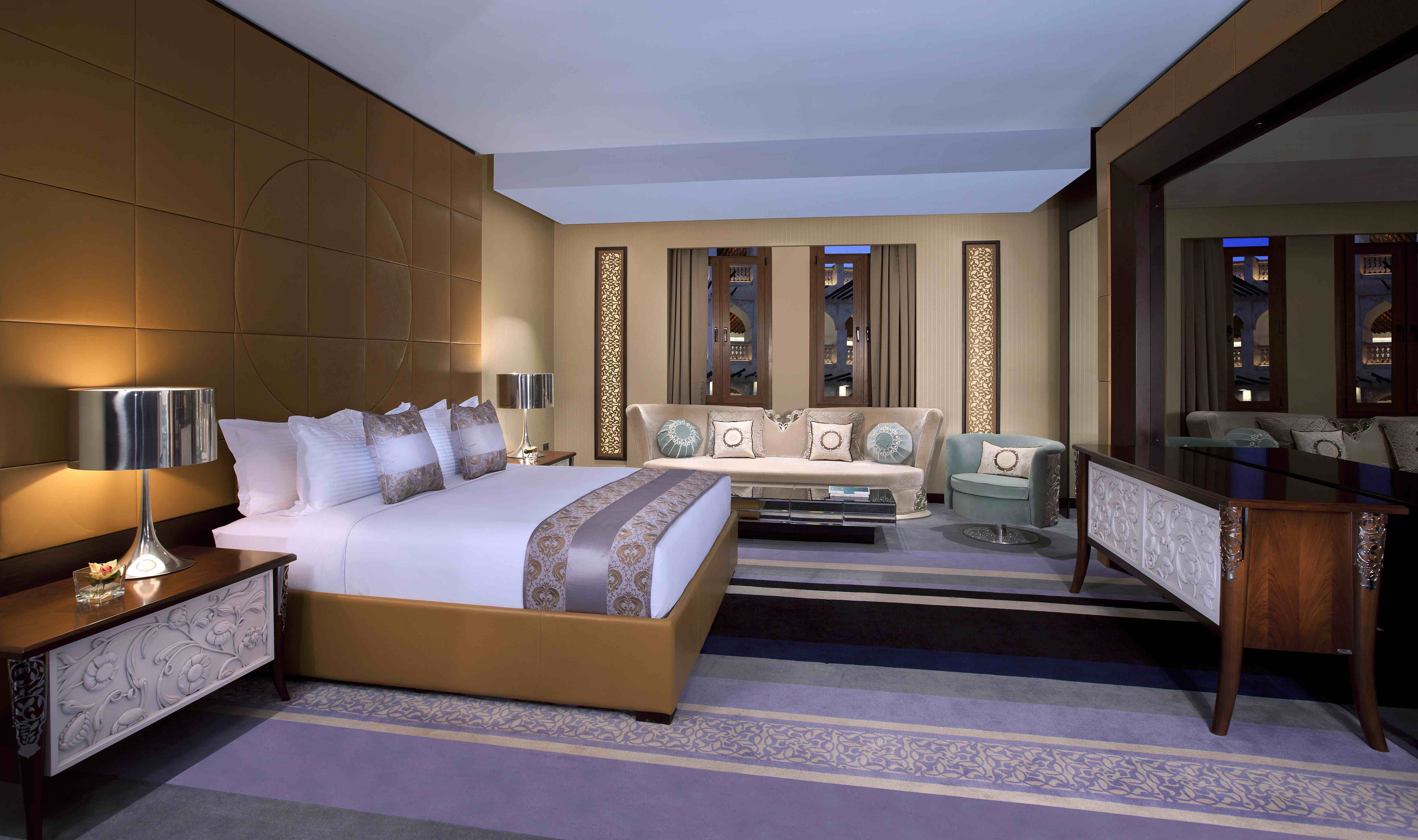 Souq waqif boutique hotels by tivoli haute grandeur for Boutique hotel gargano