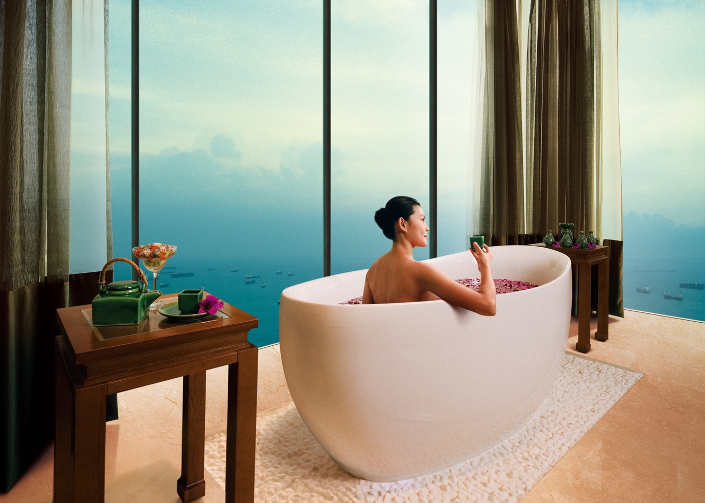 Banyan Tree Spa Marina Bay Sands - Haute Grandeur