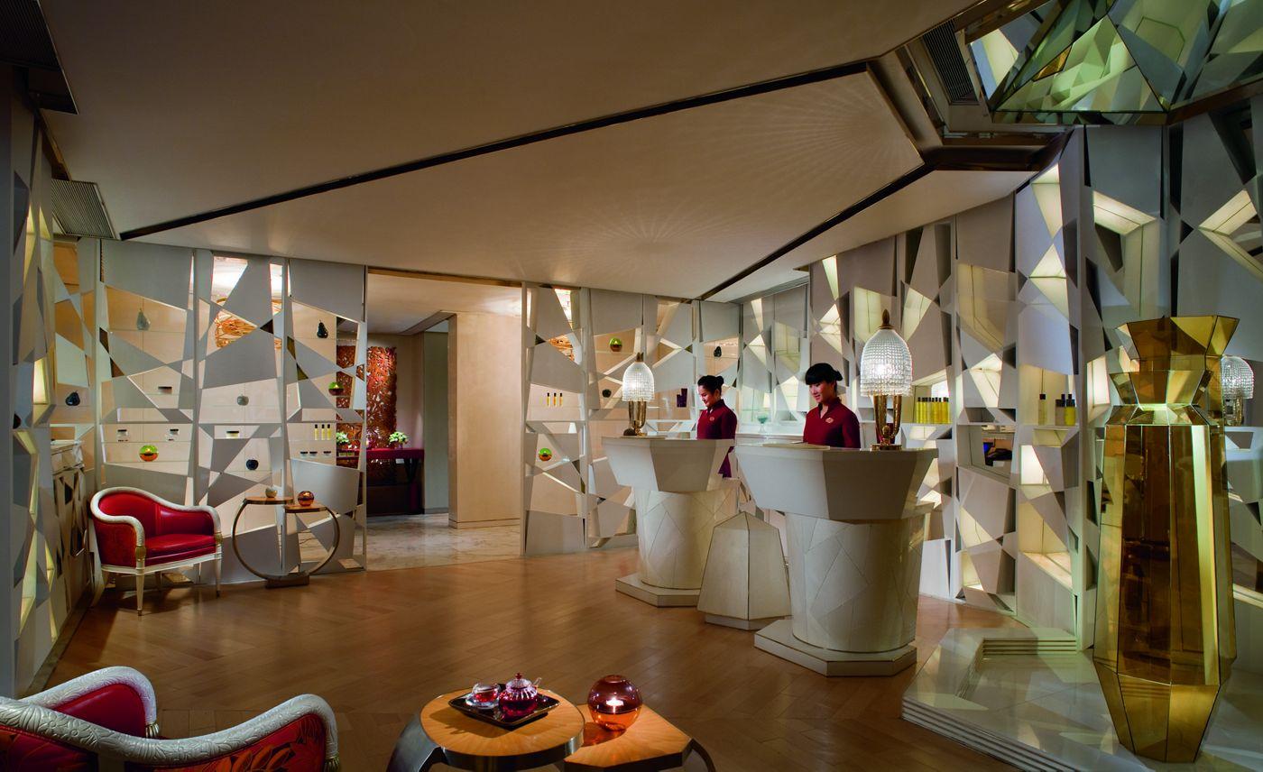 The Ritz Carlton Spa Shanghai Pudong Haute Grandeur