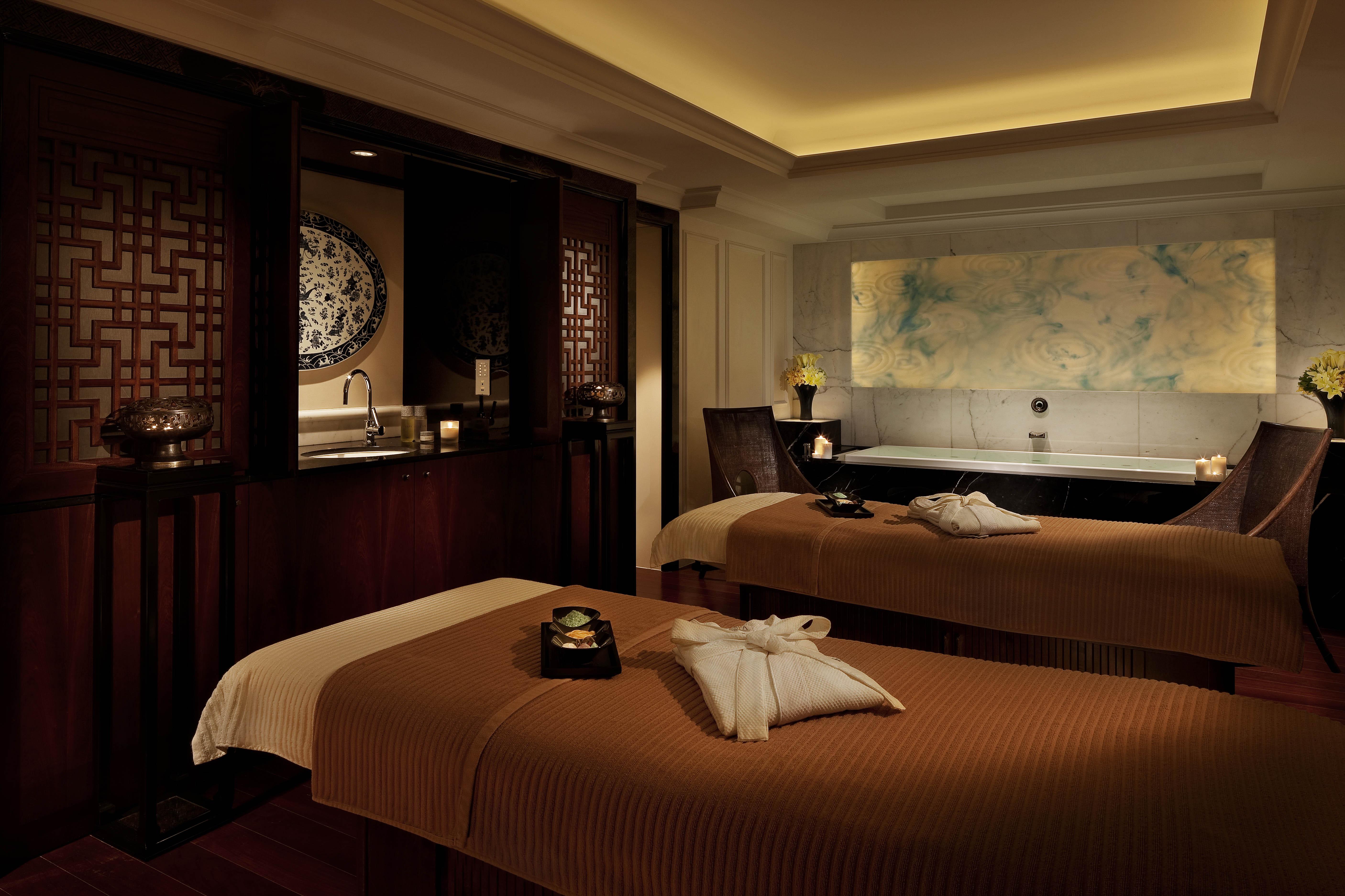 The Peninsula Spa Shanghai - Haute Grandeur